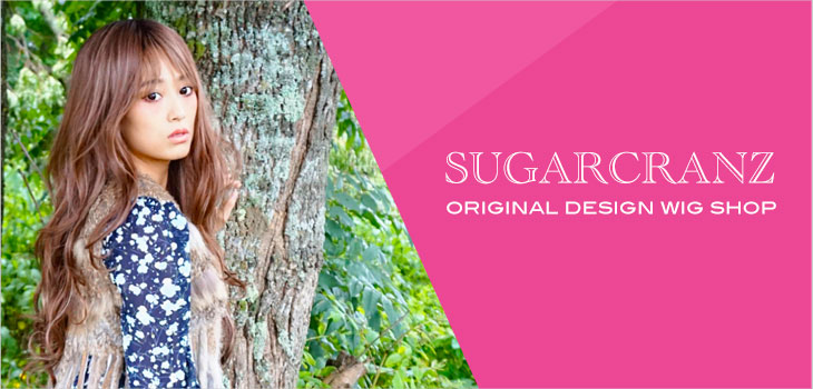 SUGARCRANZ ORIGINAL DESIGN WIG SHOP