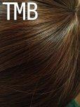 画像5: «3500円以上お買い上げのお客様はプレゼント»くせ毛風前髪ウィッグ【TBK&TMB&やや明るめ茶色】※着用カラーは【やや明るめ茶色】 (5)