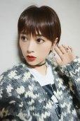 画像12: 《廃盤特価》つむじ付き☆ショートorロングtype☆前髪ウィッグ【全5色】