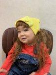 画像7: BABY☆ウィッグ付きニット帽子【前髪取り外し可能】】(キッズウィッグ/ベビーウィッグ/ウィッグ付き帽子/キャップ/ニット帽/耐熱/りぼん/前髪付き)
