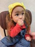画像10: BABY☆ウィッグ付きニット帽子【前髪取り外し可能】】(キッズウィッグ/ベビーウィッグ/ウィッグ付き帽子/キャップ/ニット帽/耐熱/りぼん/前髪付き)