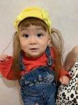 画像11: BABY☆ウィッグ付きニット帽子【前髪取り外し可能】】(キッズウィッグ/ベビーウィッグ/ウィッグ付き帽子/キャップ/ニット帽/耐熱/りぼん/前髪付き)