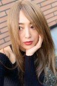 画像6: 人毛mix☆リアルスキン☆総レースストレートロング【ヌーディベージュ】