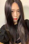 画像10: front lace wig☆センターパート☆ワンレンストレートロング【ナチュラルブラウンブラック】