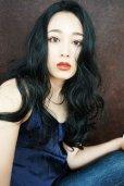画像14: front lace wig☆マーメイドウェーブロング【ブラック】