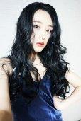 画像3: front lace wig☆マーメイドウェーブロング【ブラック】