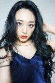 画像12: front lace wig☆マーメイドウェーブロング【ブラック】